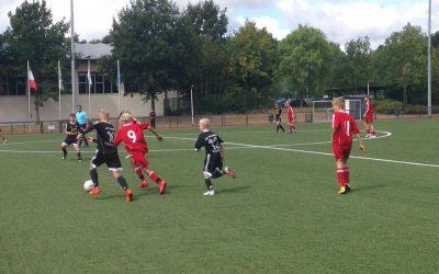 U15 siegt im Testspiel gegen RW Kirchlengern mit 6-2 Toren