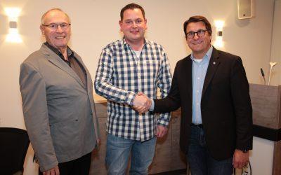 Hendrik Wiegmann neuer Preußen-Präsident