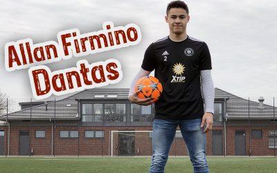Allan Firmino Dantas wird ab Sommer Adlerträger