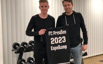 Preußen-Hammer: Espelkamp verpflichtet Tobias Steffen