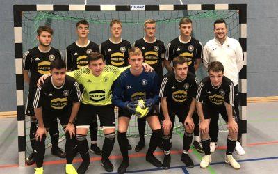 U19 qualifiziert sich für die Futsal Regionalmeisterschaft in Duisburg