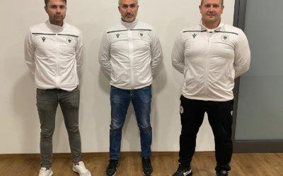 Neuer Implus für die 2.Mannschaft: Cengiz und Wiedmer übernehmen